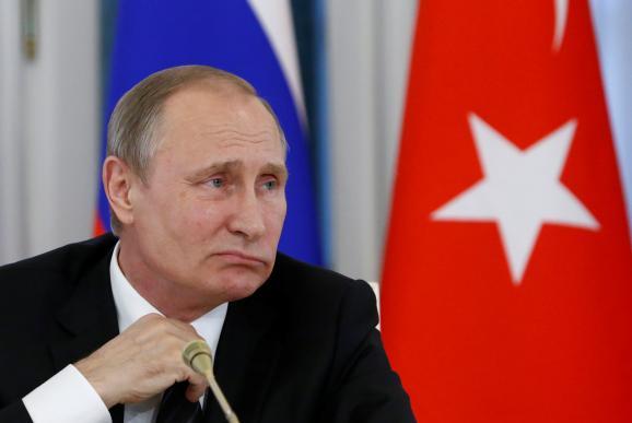 Реджеп Ердоган Володимир Путін візит Санкт-Петербург
