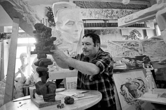 Скульптор честности: памяти Эрнста Неизвестного
