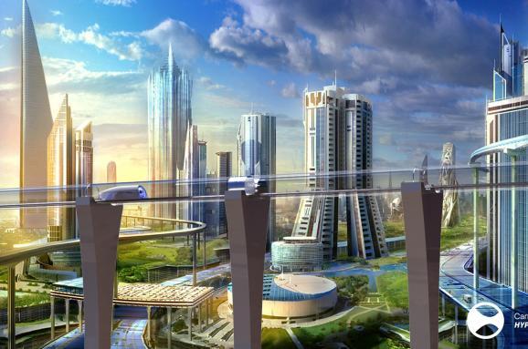 Миллионеры завидуют Каким будет общественный транспорт будущего Каким будет общественный транспорт будущего