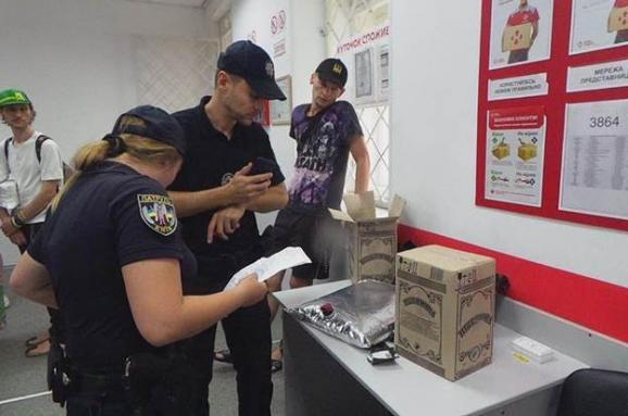 Сделали контрольную закупку полицейским