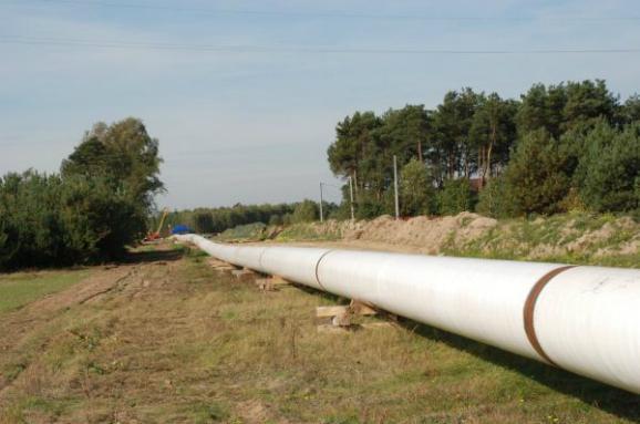 Газопровід у Польщі