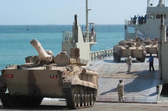 ОАЕ війська