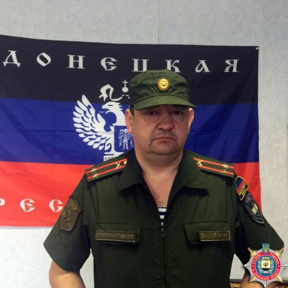 Иван Приходько глава администрации ДНР Куйбышевского и Киевского районов Донецка