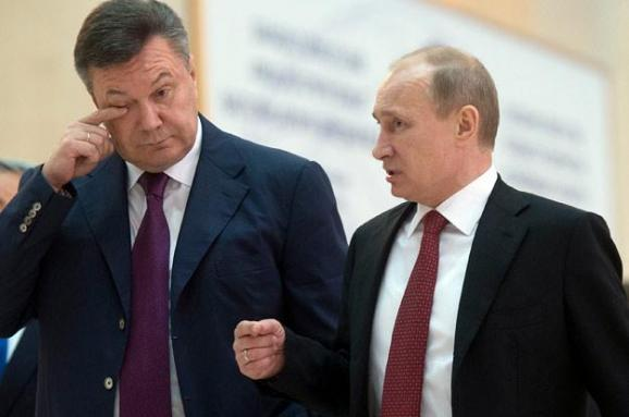 Януковича нужно допрашивать вместе с Путиным