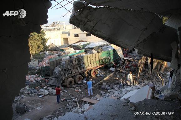 Как Россия разбомбила перемирие в Сирии