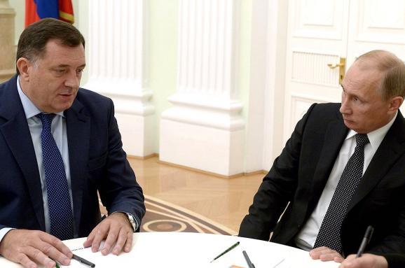 После Сирии. Почему Путин решил расшатать Балканы