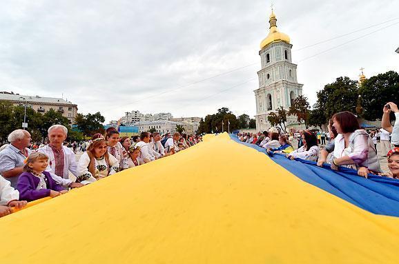 Декларація про незалежність України