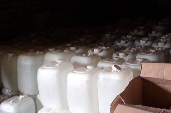 УХаркові затримали організатора тапособників виробництва смертельного алкоголю