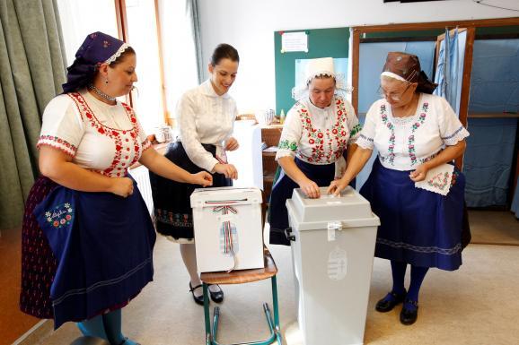 Венгрия референдум беженцы мигранты