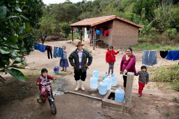Болівія питна вода