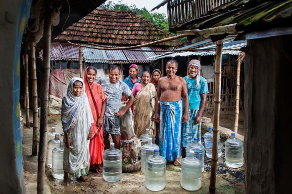 Індія питна вода