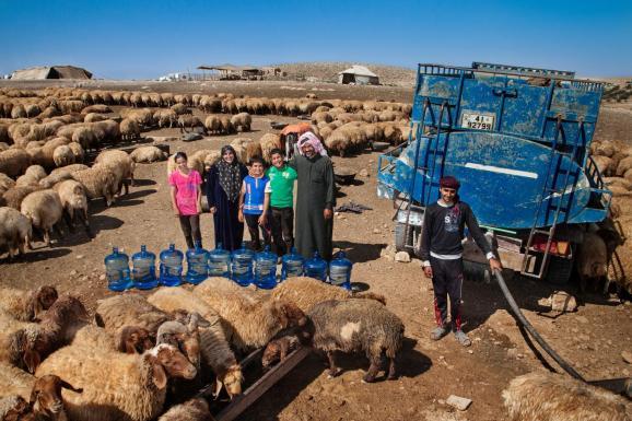 Іорданія питна вода