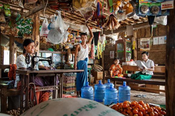 М'янма питна вода