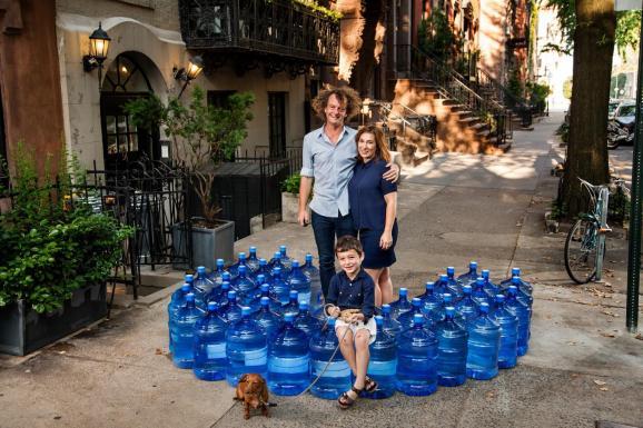 США питна вода
