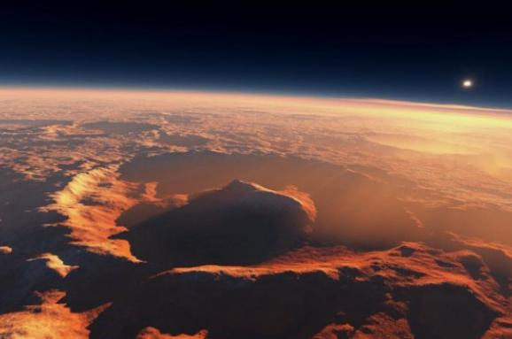 УBoeing пообіцяли першими відправити людей наМарс