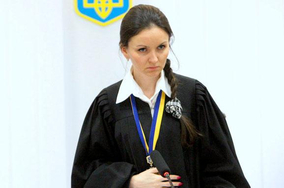 ЗМІ: Суддя Автомайдану Царевич оскаржила звільнення уВищому адмінсуді