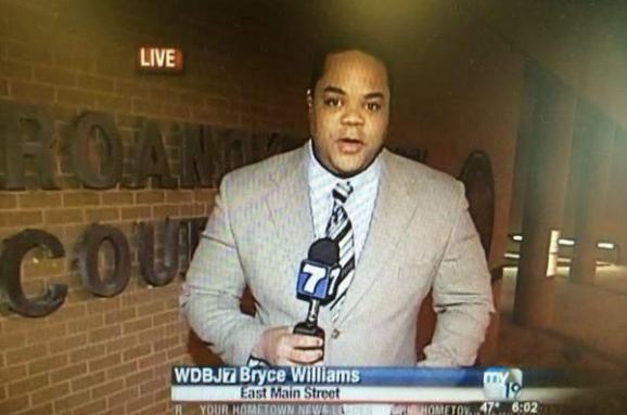 вбивство журналістів Вірджинія