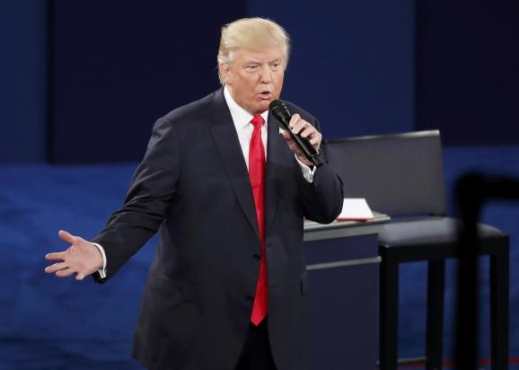Хілларі Клінтон Дональд Трамп дебати