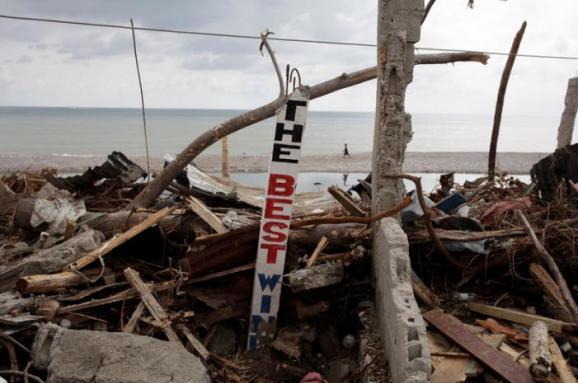 Від урагану і спалаху холери наГаїті загинуло до1000 осіб