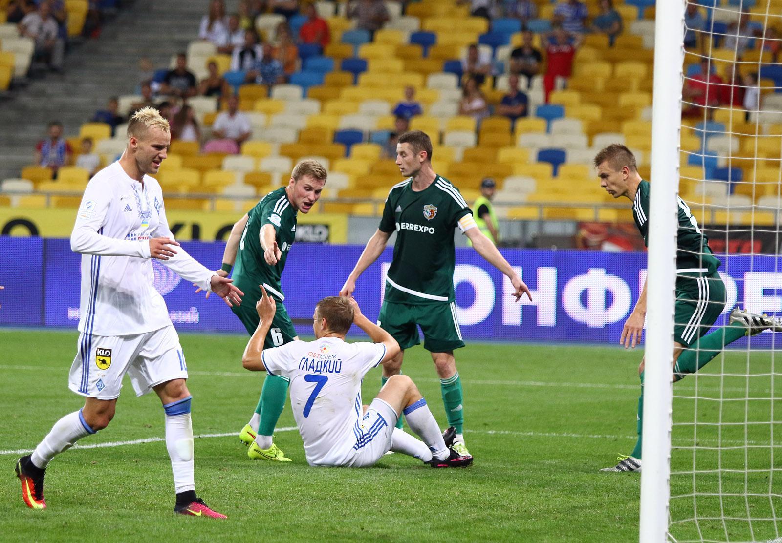 Динамо и Шахтер ставят молодежь, Днепр идет дальше по пенальти. Онлайн матчей Кубка Украины