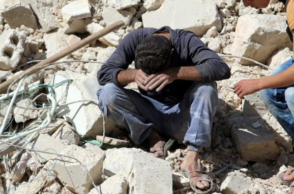 Донбасс-Алеппо. Как Россия бомбами почти выпросила еще одни санкции