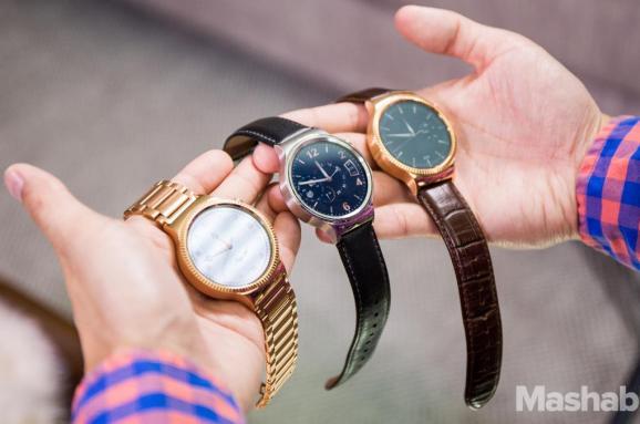 93d535ef6ab1 Престижные часы Huawei поступят в продажу в сентябре по цене Apple Watch