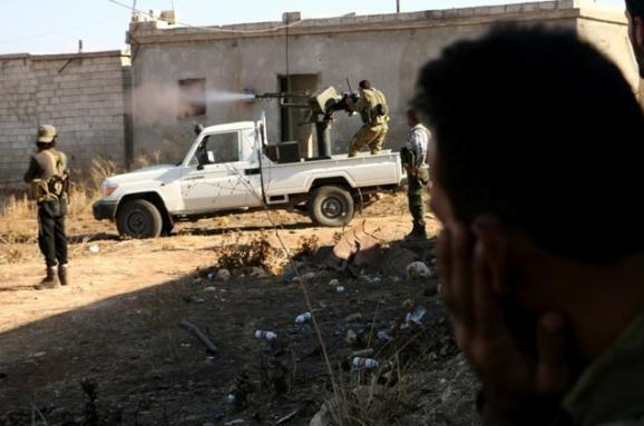 Повстанці взяли під контроль символічно важливе для ІД сирійське місто Дабік