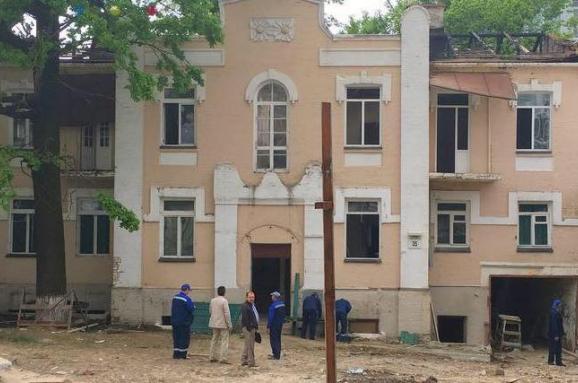 ВАвстрії знесуть будинок Гітлера
