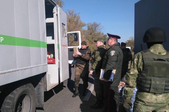 Омбудсмен: «ДНР» передало на підконтрольну Україні територію 23 в'язнів