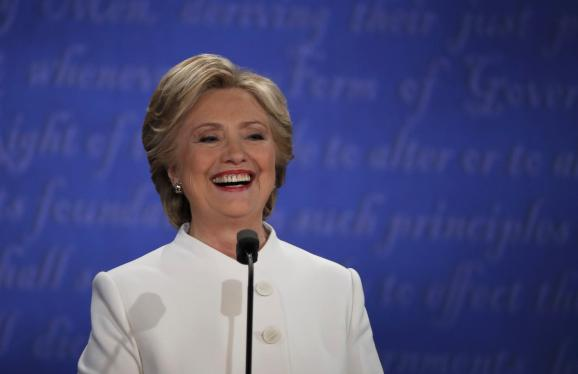 Дональд Трамп Хиллари Клинтон дебаты