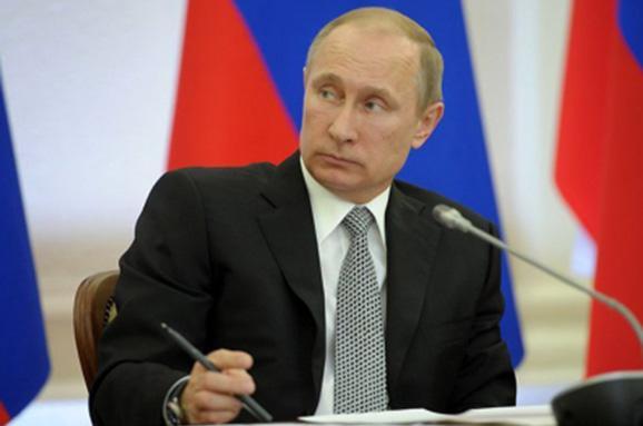 Путін розповів свою версію підсумків зустрічі «нормандської четвірки»