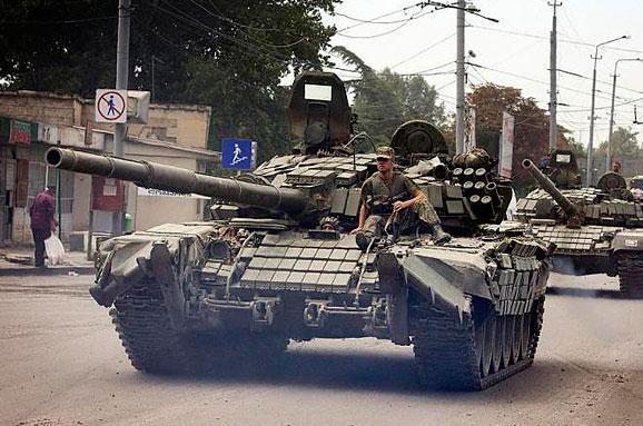 танк Донецьк