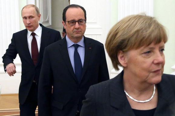 Дорожная карта в никуда. Зачем Путину новые друзья Украины в Европе