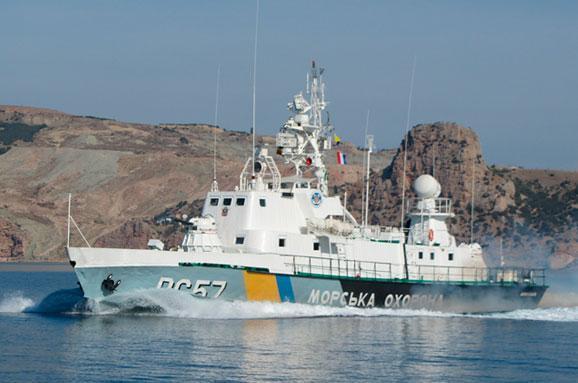 З-під Одеси прогнали кораблі Росії, які шпигували заукраїнсько-американським навчанням