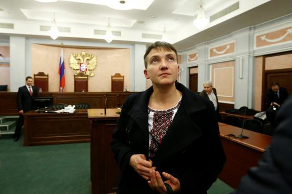 Девальвация пленников. Почему Савченко лучше забыть о политзаключенных
