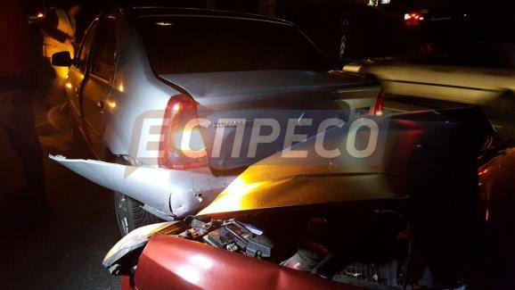 В столиці сталася масова аварія – постраждало 9 авто - фото 3