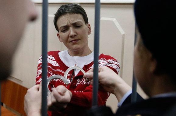 Справу Савченко 22 вересня розгляне колегія суддів