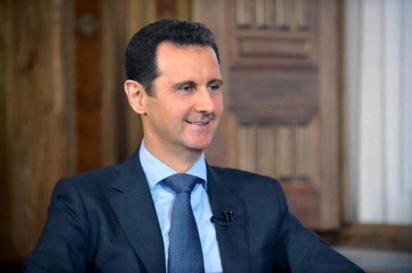 Башар Асад Сирія