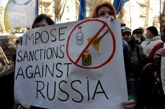Українські санкції проти Росії