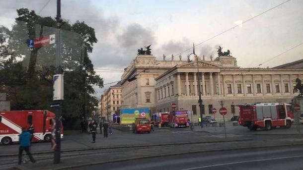 depo.ua В Австрії горіла будівля парламенту 13fd966dc2390