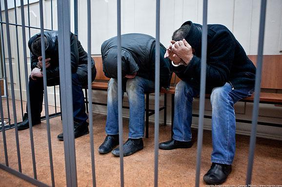 звинувачені у вбивстві Нємцова