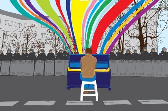музика Євромайдану