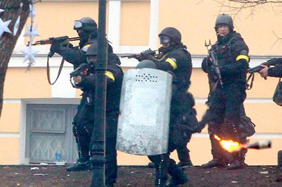 вбивста на Майдані