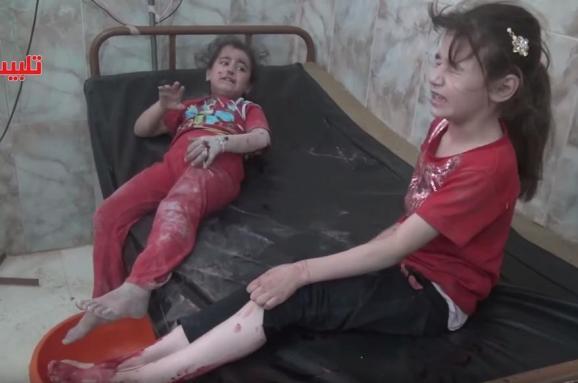 Росія авіаудар Сирія