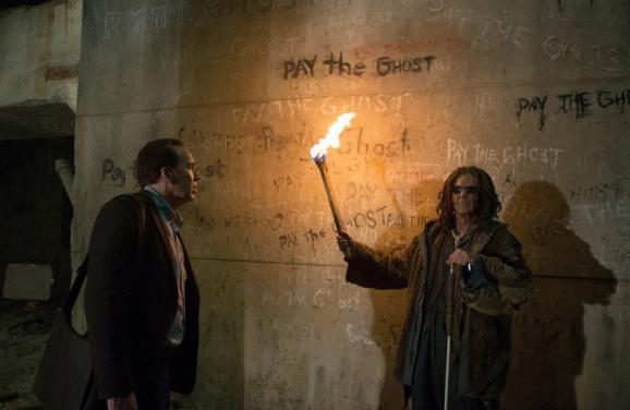 Кинопремьеры недели: Николас Кейдж в мире призраков, неуловимый преступник Том Харди и еще одна украинская премьера