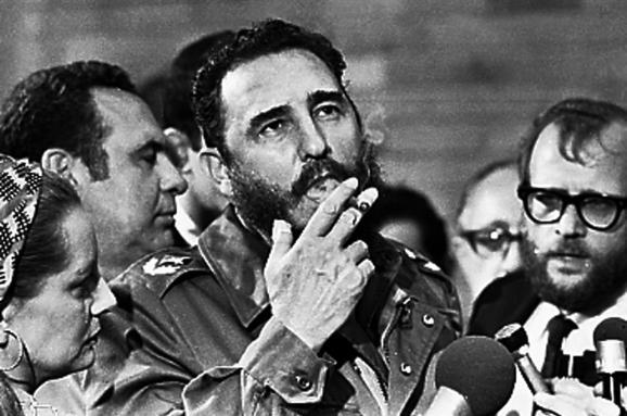 Фідель Кастро