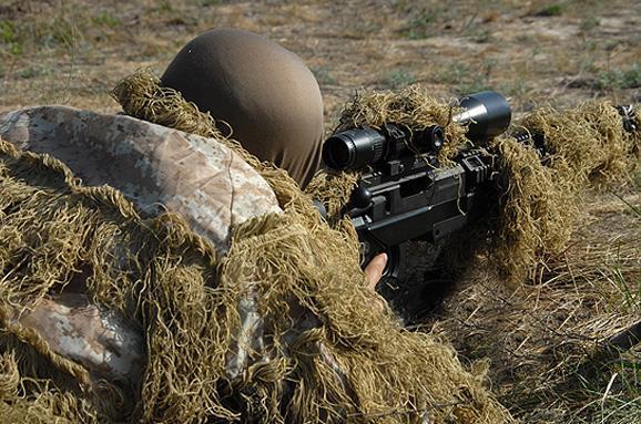 Фоторепортаж: Учения по отбору и подготовке личного состава воинской части <span id=
