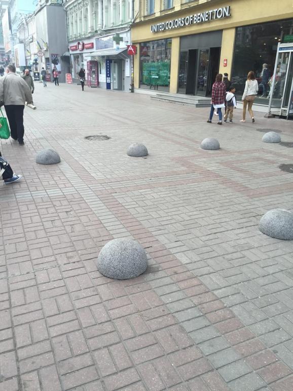 Хрещатик Київ паркування