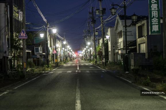 Фотограф показал японскую Припять - покинутые из-за радиации города вокруг Фукусимы