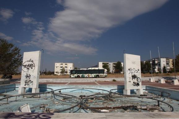 """Как """"одичали"""" арены, принимавшие Олимпийские игры"""